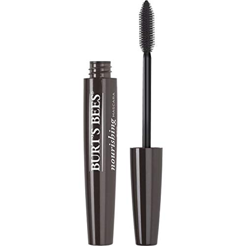 Burt's Bees 100% Natural Origin Nourishing Mascara, Classic Black - 0.4 Ounce
