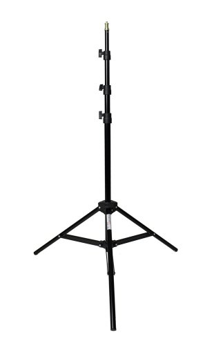 Interfit COR752 10 Foot 4 Section Air Damped Stand (Black)