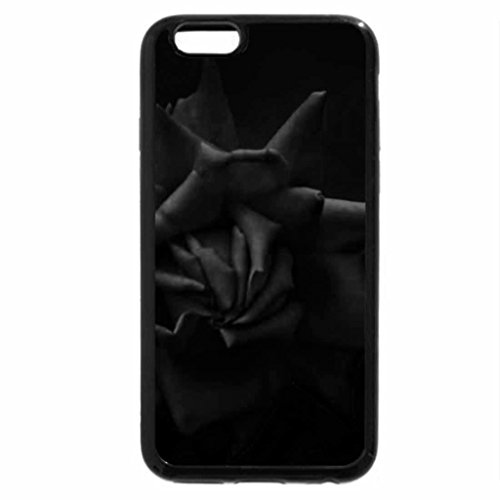 iPhone 6S Case, iPhone 6 Case (Black & White) - From The Rose Garden