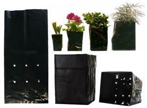 Amazon Com 3 Gal Grow Bag 10 Ea Planting Grow Bags