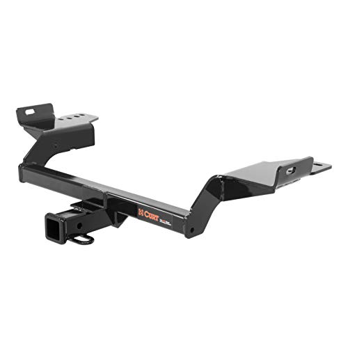 CURT 13186 Class 3 Trailer Hitch, 2-Inch Receiver for Select Ford -