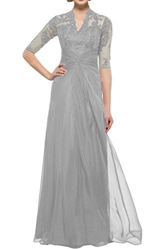 Missdressy -  Vestito  - Donna argento 44