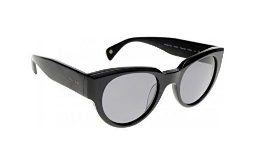 Paul Smith KEASDEN PM8247SU - 1465/81 Sunglasses Gloss Black frame 51mm w/ Polarized Grey Lens ()
