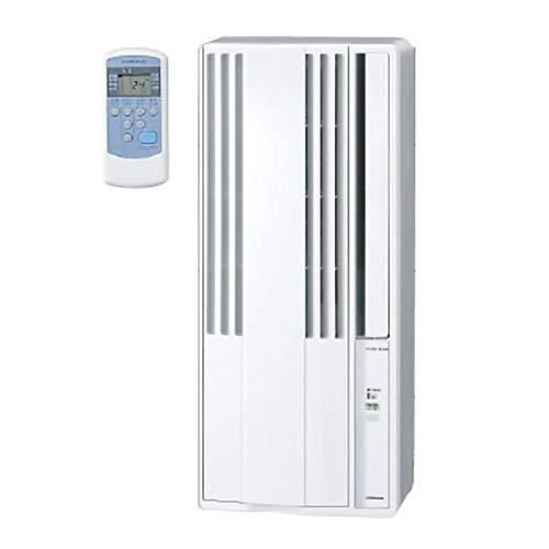 コロナ:冷房専用窓用エアコン(シェルホワイト)/CW-1620-WS
