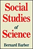 Social Studies of Science, Barber, Bernard, 0887383297