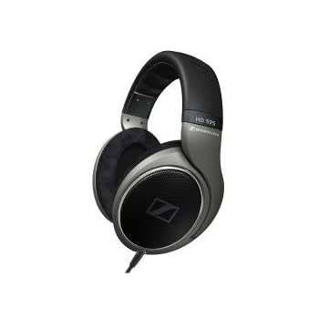 Sennheiser HD595 Dynamic High Grade Performance Premiere Headphones (Discontinued by Manufacturer)