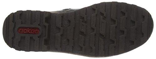 Rieker Girls' K3691 Ankle Boots Grey (Fumo/Mogano/Braun/45) JUXew5lQY5