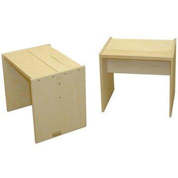 Beka 08501 Creative Art Table Wooden Stool (Beka Art)