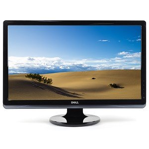 "23"" Dell ST2320LF DVI/HDMI Blu-ray 1080p Widescreen LED LCD Monitor w/HDCP Support (Black)"