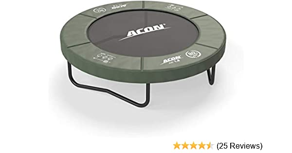 Acon Air 1 8 Fitness Or Recreational Trampoline 6ft Fun Exercise For Adults And Kids Both Indoor And Outdoor Use Year Around