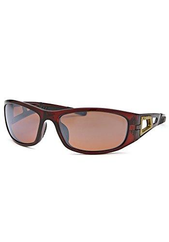 Columbia CBC200-C03-64-17 Men's Sports Brown Sunglasses
