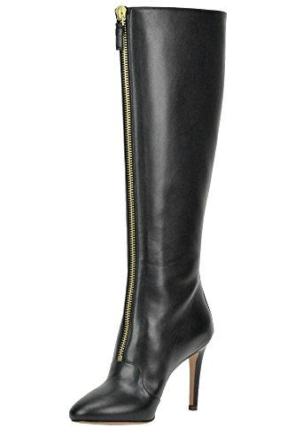 Twin-Set Stivali Donna MCGLCAS02114I Pelle Nero