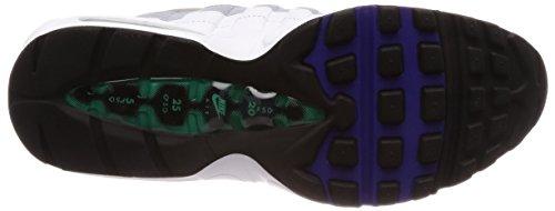 Sneaker Grigio Donna Court Air Viola Nike 95 Grigio Max Emerald 109 Bianco qwUf71tx