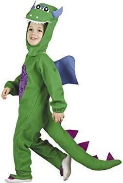 DISONIL Disfraz Dragón Bebé Talla S: Amazon.es: Juguetes y juegos
