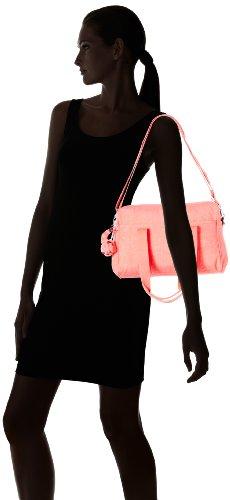 Pink Coral Practi Shoulder Bag Women's cool Kipling nqXRHcaa