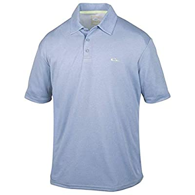 Drake Heathered Polo
