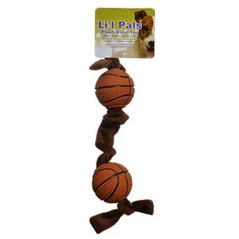 Lil Pals - Peluche de baloncesto (72 unidades), color marrón ...