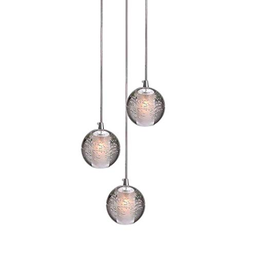 - YEXIN 3 Way Ceiling Pendant Cluster Light Fitting Lights E27 Socket Hanging Light Industrial Ceiling Lights for Living Room Dining Table Bedroom Decoration Ceiling Lamp Hanging Lamp