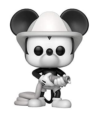 Funko Pop! Disney: Mickey's 90th- Firefighter Mickey