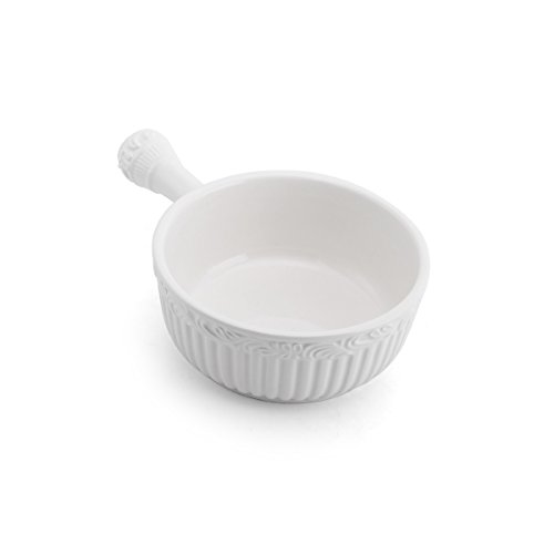 Mikasa Italian Countryside Onion Soup Bowl, 14-Ounce - Italian Countryside Soup Bowl