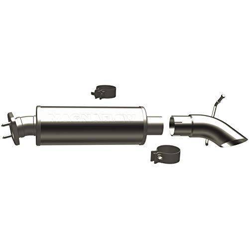 - MagnaFlow 17122 Large Stainless Steel Performance Exhaust System Kit