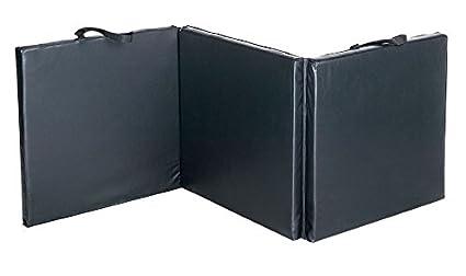 Amazon.com: Fitness Gear – 3 x 6 plegable Ejercicio Mat II ...