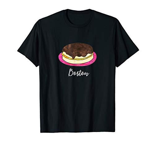 Boston Cream Pie Shirt