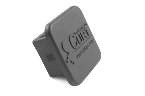CURT 22272 Rubber Hitch Tube Cover