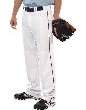 Youth 14 oz. Pitchout Piped Open Bottom Pant (Teamwork Baseball Pants)