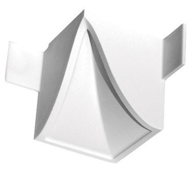 Point Focal Domes (Focal Point 21600 5 7/8-Inch Quick Clips System B Inside Corner Block 4-Inch by 4-Inch by 4 1/2-Inch, White)
