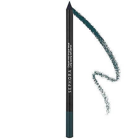 SEPHORA COLLECTION Long Lasting Kohl Pencil 04 Smoky Green 0.046 oz by SEPHORA (Long Kohls)