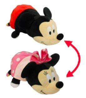 amazon com new disney 14 inch flipazoo mickey mouse to minnie
