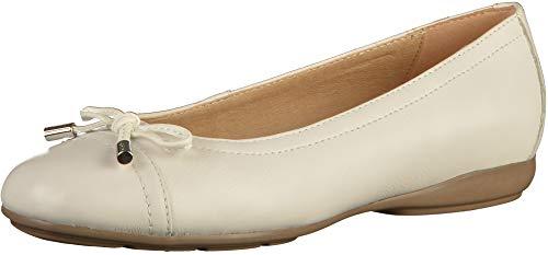 Bailarinas C1000 D Para Mujer D Annytah Geox white qtwHPP