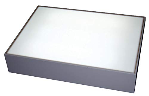 Sax Inovart Lumina Light Box, 18 x 24 Inches, Gray by Inovart