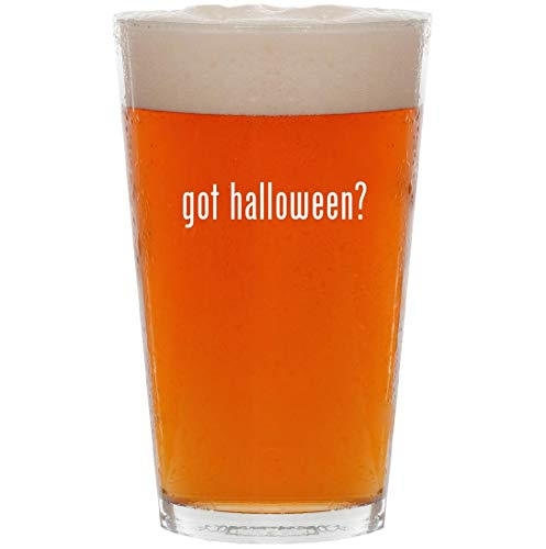 got halloween? - 16oz Pint Beer Glass ()