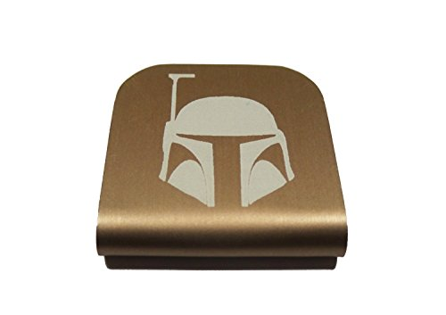 Boba Morale Tags Tactical Patch