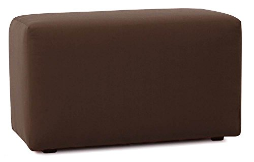 Starboard Chocolate - Howard Elliott QC130-898 Starboard Universal Bench Cover, Chocolate