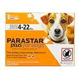 Parastar Plus 3pk 4-22lb Flea & Tick by Novartis by Novartis