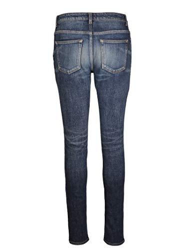 Cotone Saint Jeans Laurent 527379y751t4405 Blu Donna xzrRIqz