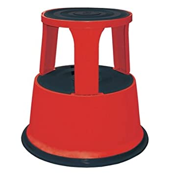 Super Rolling Kick Step Stool Red Ibusinesslaw Wood Chair Design Ideas Ibusinesslaworg