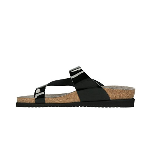 Sandals Black Mephisto Womens Leather Helen Fxtq7