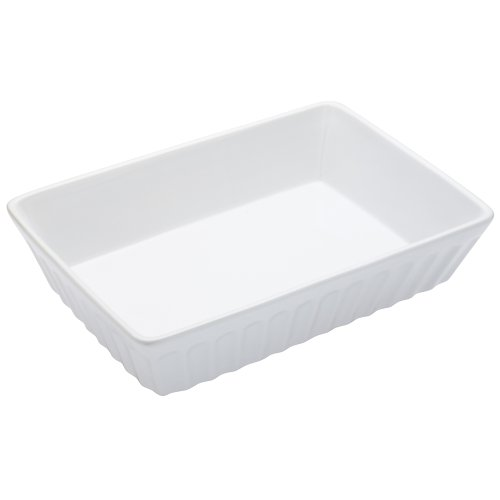 Kitchen Craft Italian Collection Lasagne Baking Dish, 30cm by Italian Collection