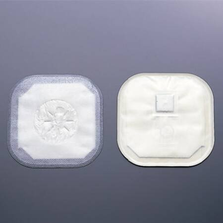 Hollister 31684900 Stoma Cap 3 Inch, 11 Cm Stoma, Transparent, Porous Cloth, Pre Sized 3186 Box Of 30