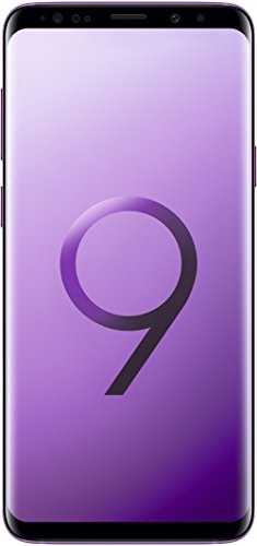 Samsung Galaxy S9+ Plus (6.2″, Single SIM) 128GB SM-G965F Factory Unlocked 4G Smartphone (Lilac Purple) – International Version