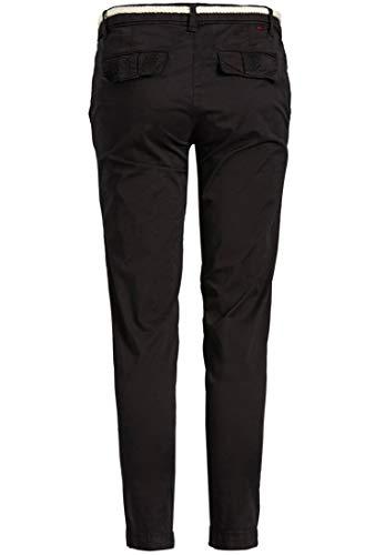 Slim Pantaloni Nero Tinta Khujo Donna Unita 6a755