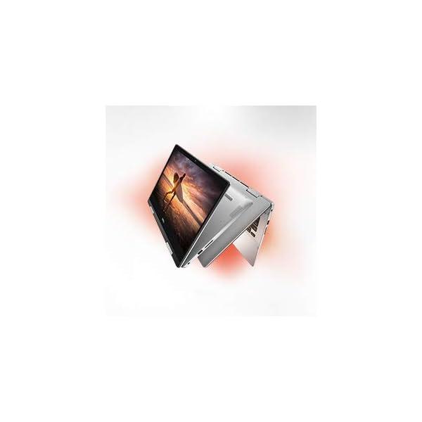 "Dell Inspiron 5481 2-in-1 Laptop, 14.0"" HD (1366 x 768) Touchscreen, 8th Gen Intel Core i3-8145U, 4GB DDR4, 128GB Solid State Drive, Windows 10 Home 2"