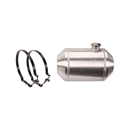 5 Gallon Spun Aluminum Fuel Tank (Gallon Tank 5 Aluminum)