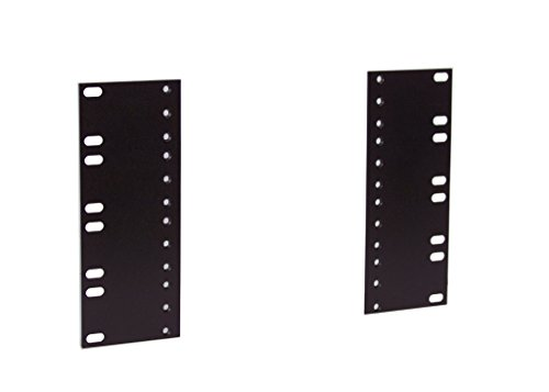 RCB1060-4U Rackmount 4U 23'' to 19'' Rack Reducer for 2 Post or 4 Post Cabinet (1 pair) by IAENCLOSURES