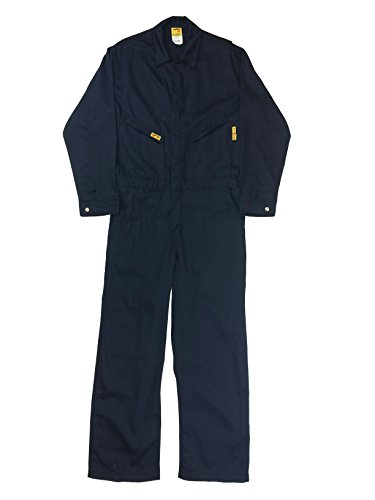 40 Flame Resistant Coverall - 8