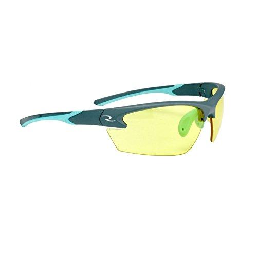 Radians RAD RADWS2340CS Ladies Glasses Aqua/Amber Hunting Earmuffs